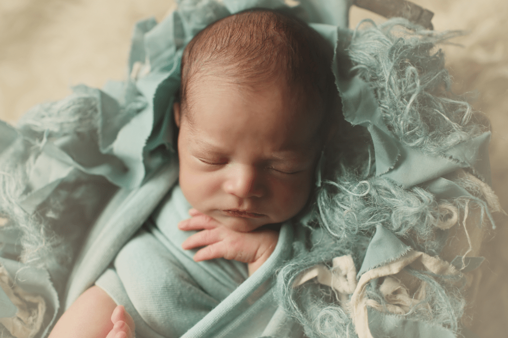 Taylor Day 10 {New Orleans, LA Newborn Photographer}