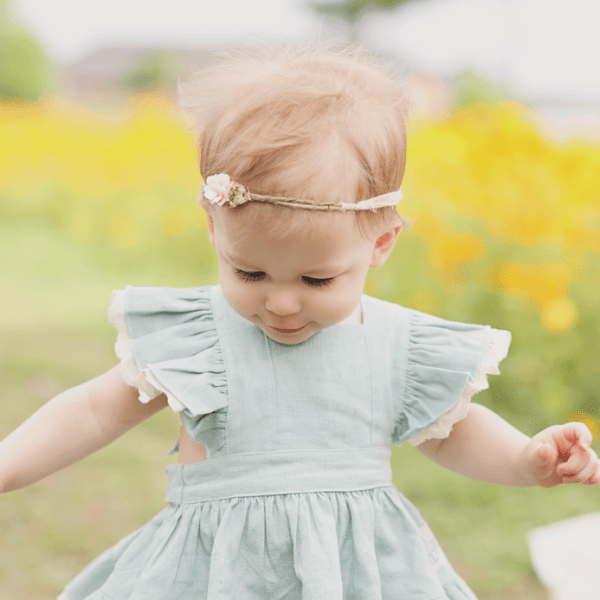 Lilly ~One year session New Orleans City Park (New Orleans baby photographer)