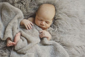 Day 9 newborn boy (Robert newborn photographer)