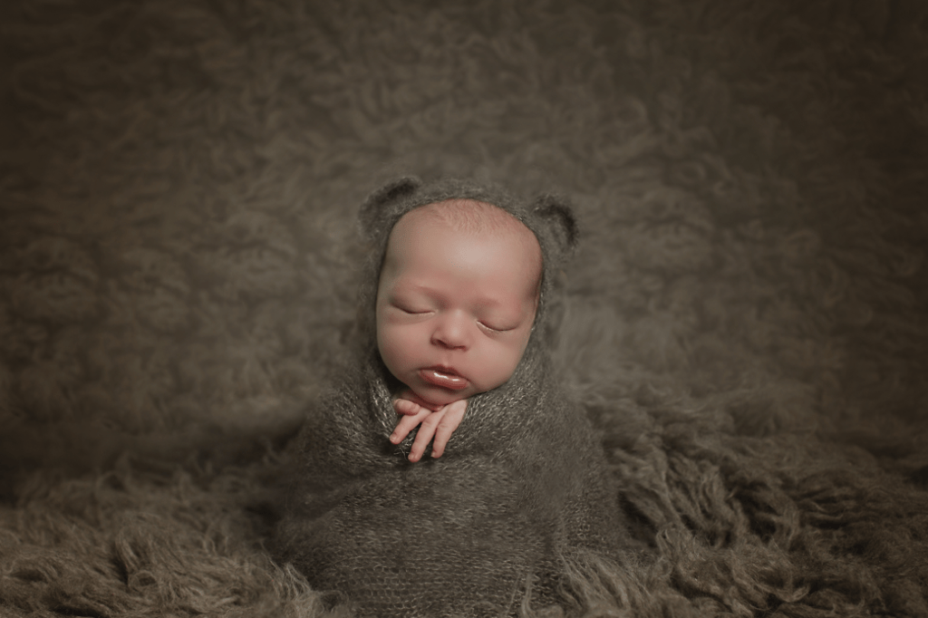 Parker~11 Day old Newborn Boy (Covington, LA newborn photographer)