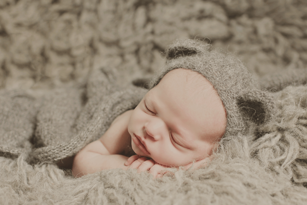 newborn boy session in covington la