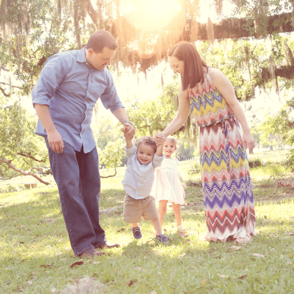 William and Natalie 2 year twin session (Slidell Baby Photographer)
