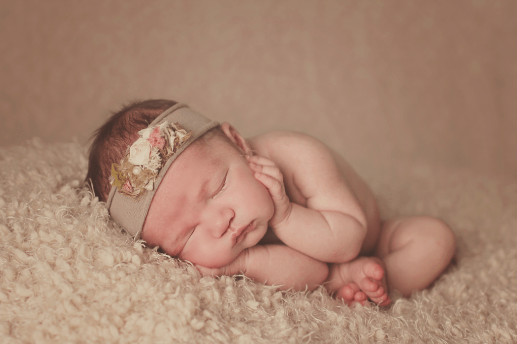 Covington, LA newborn session