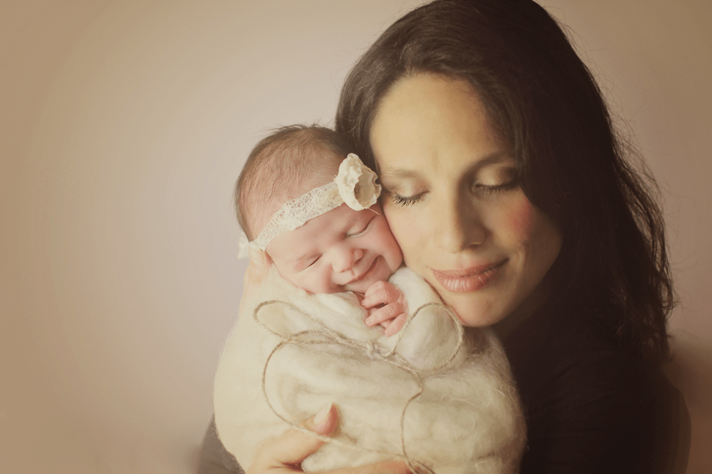 Covington, LA newborn girl session 4