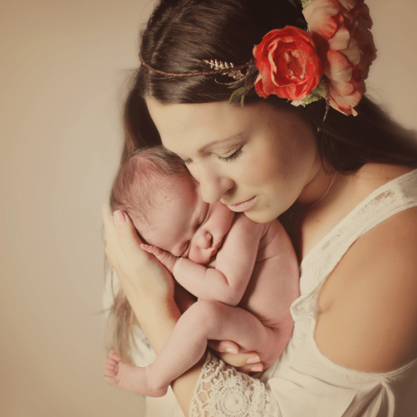 Ruth ~Day 7 newborn {New Orleans newborn photographer}