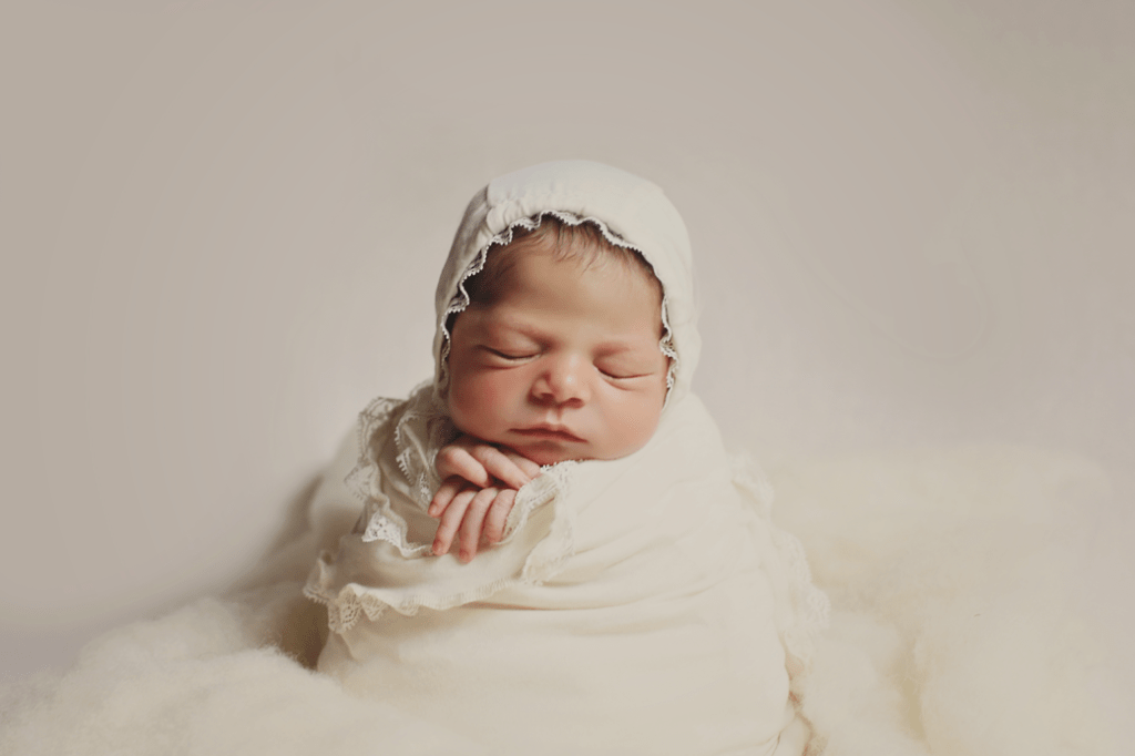 Evelyn ~Day 4 {Mandeville Newborn Photographer}