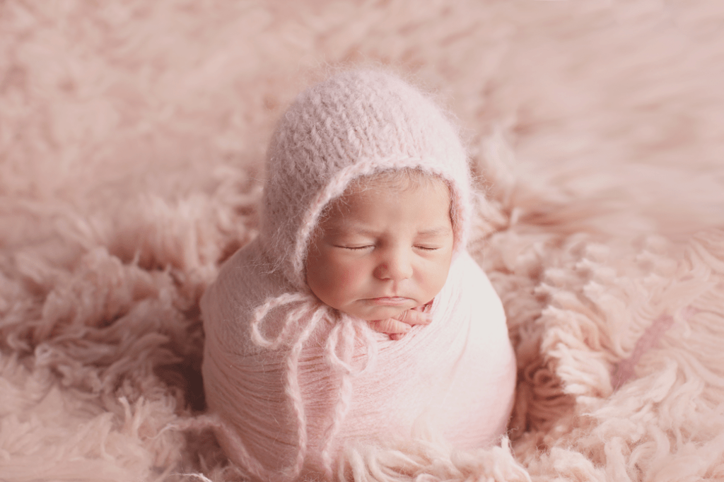 Mandeville newborn photographer
