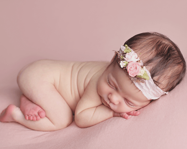 Clara Day 9 {New Orleans Newborn Photographer}
