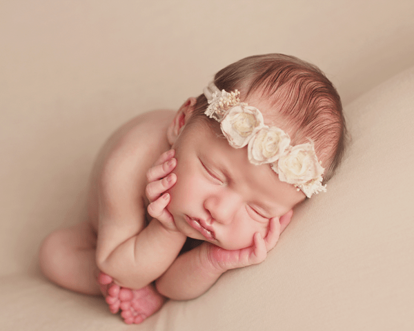 Lizzy Day 10 {Covington, LA Newborn Photographer}