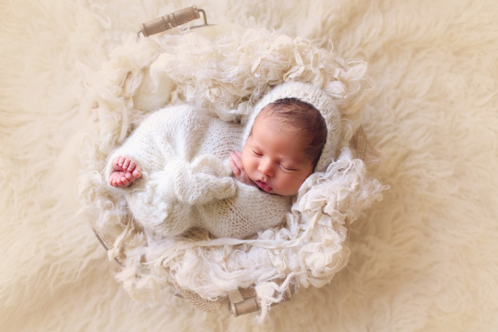 Newborn-boy-in-white