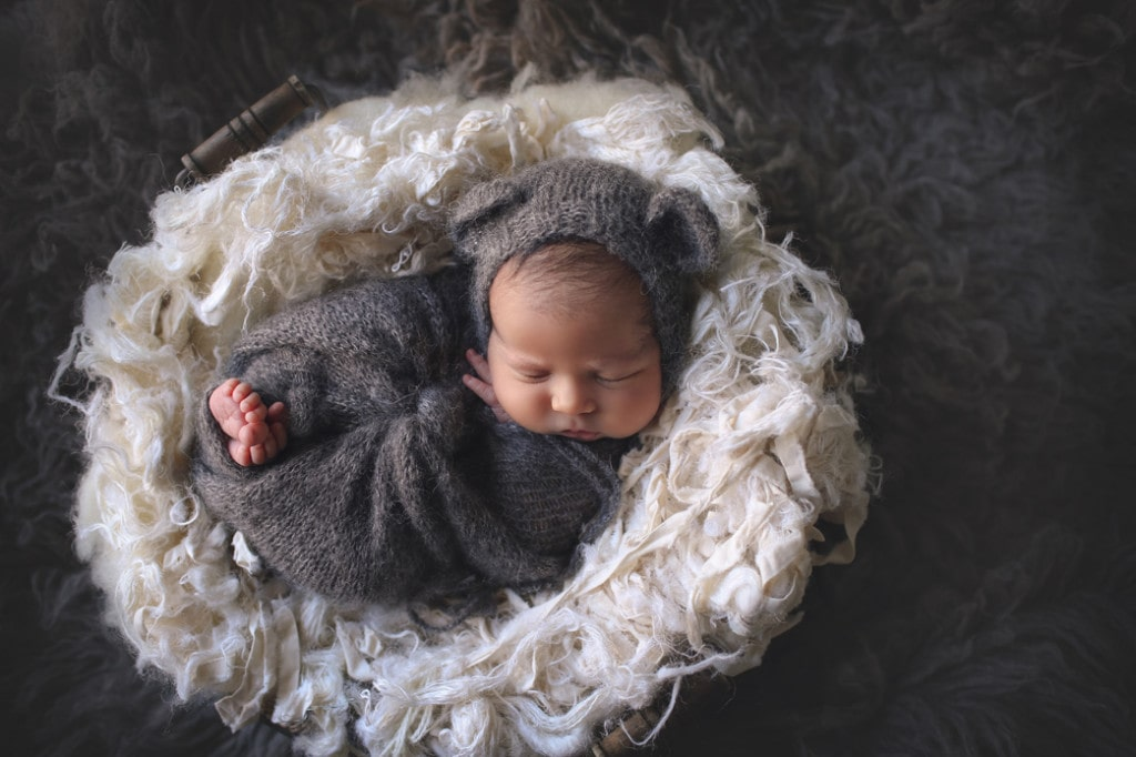 newborn-boy-in-basket