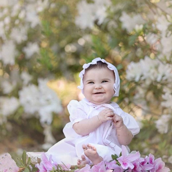 Savannah 6 mths {Mandeville, LA baby photographer}