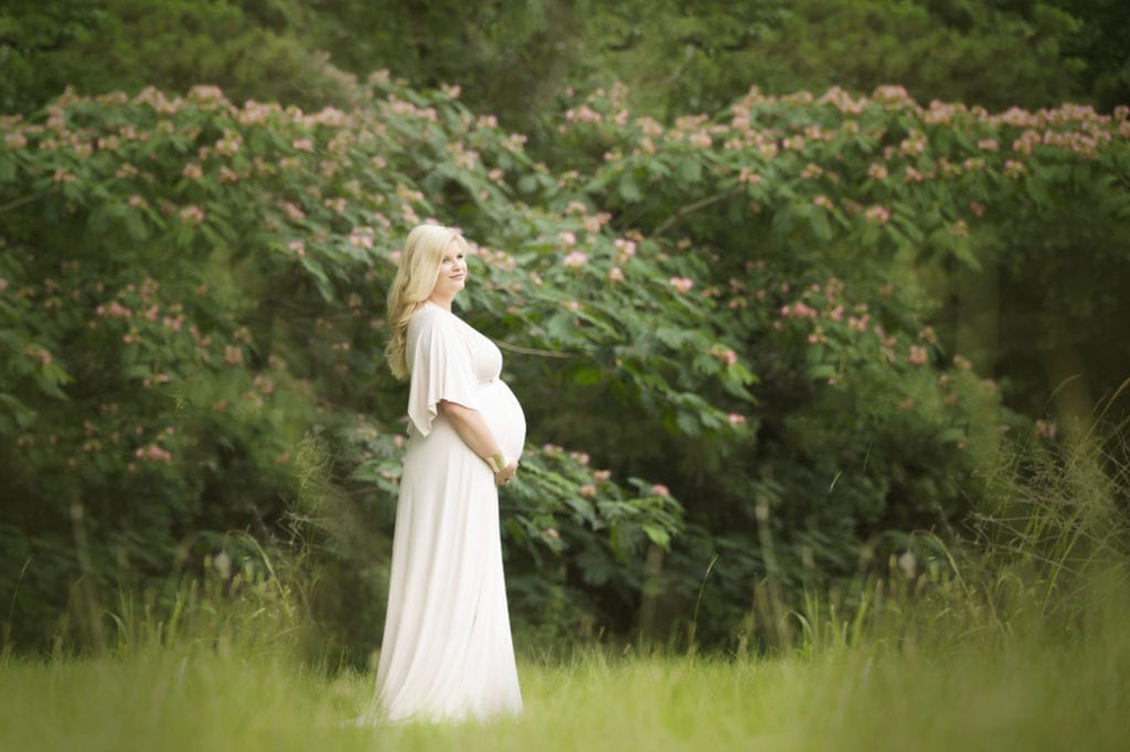 Gorgeous-maternity-session-