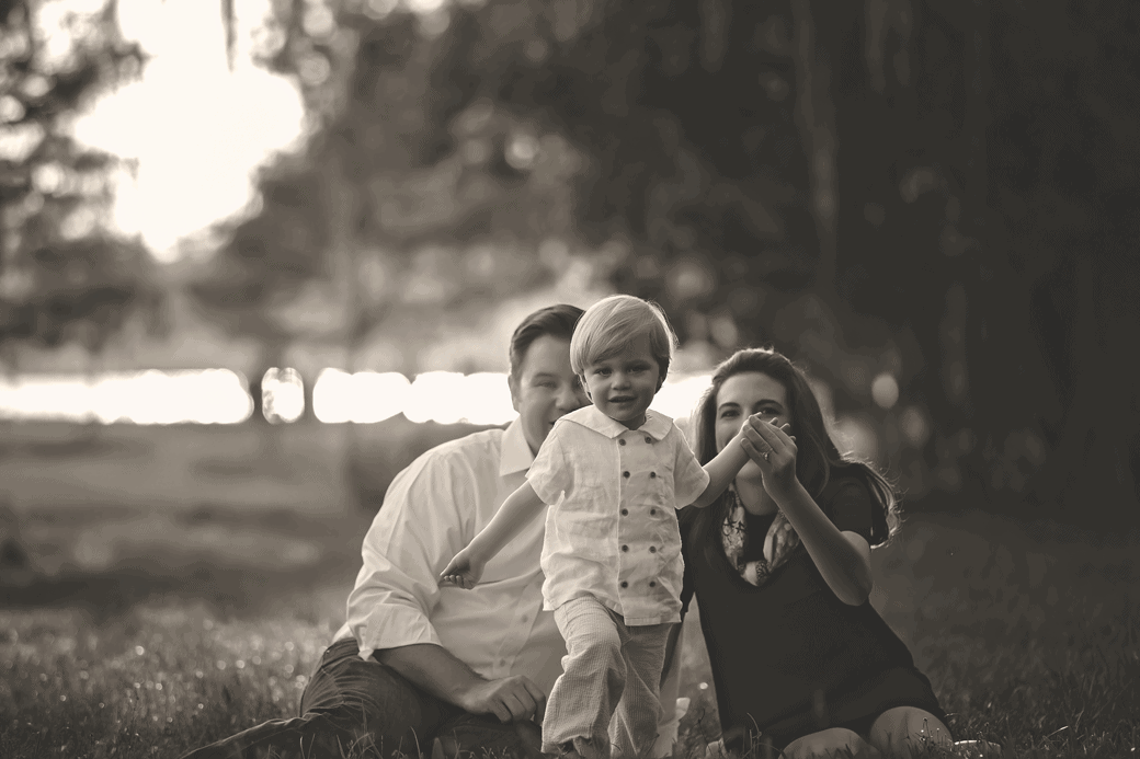 Wyatt 2 years {New Orleans Family Photographer}