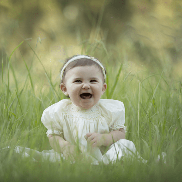 Savannah 9 mths {Mandeville Baby Photographer}
