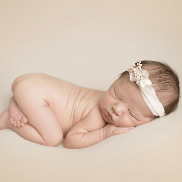 Newborn mini session {New Orleans Newborn Photographer}