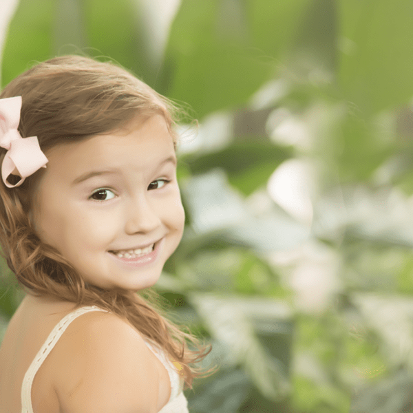 Jocelyn 5 years old {New Orleans Children's Photographer}