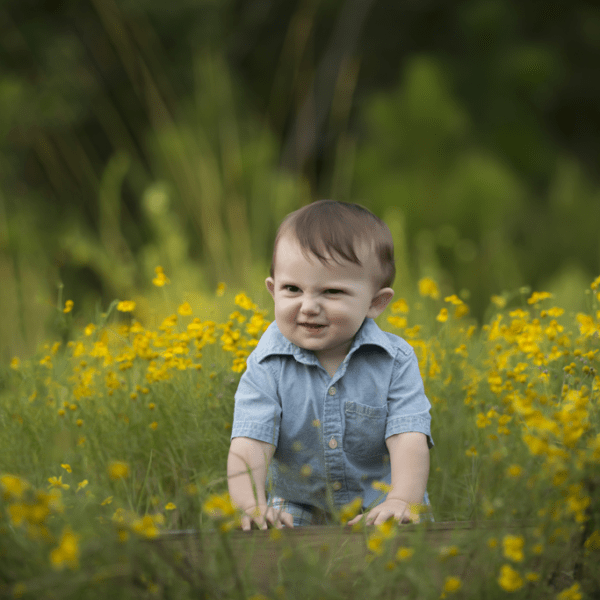 Asher 9 months {Slidell, LA Baby Photographer}