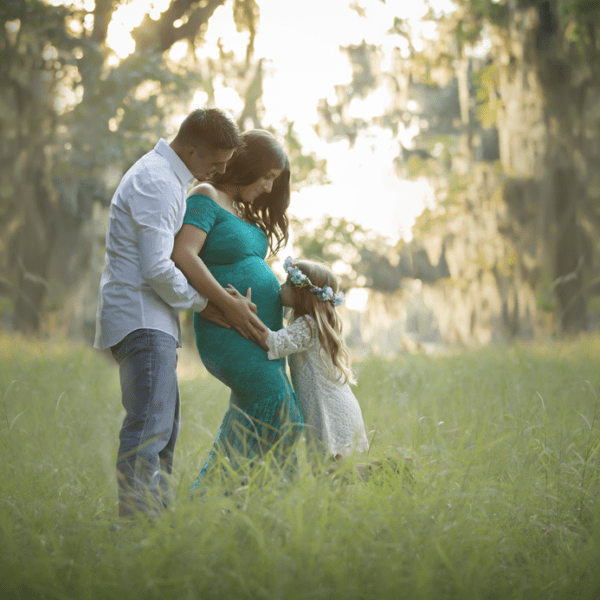 Casey Maternity {New Orleans Maternity Session}