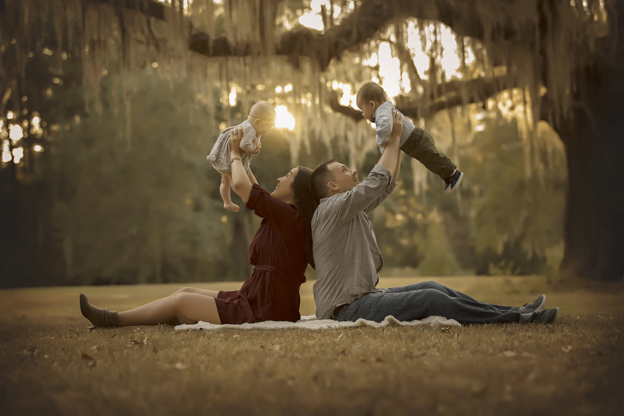Beautiful Madisonville Family session by Annie Whitaker Photography