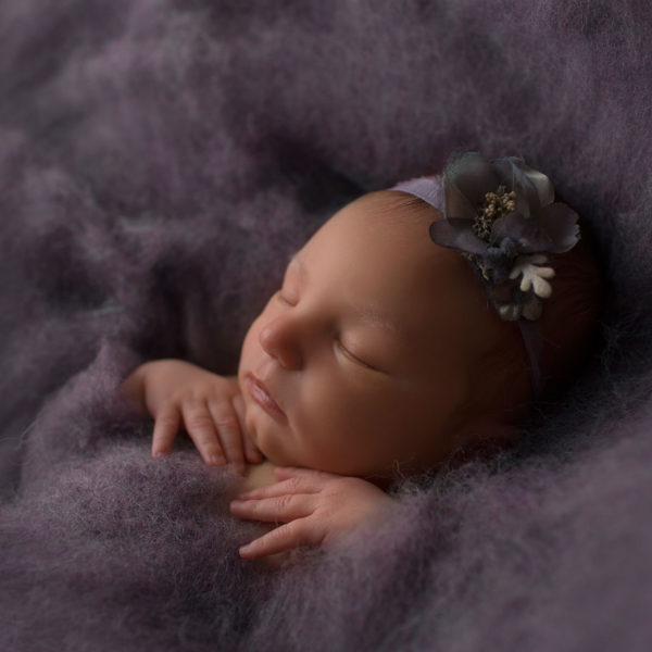 Ada Day 4 {Madisonville newborn photographer}