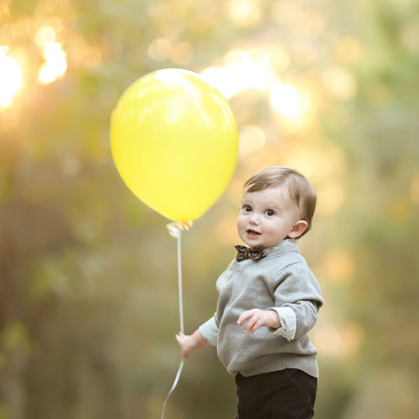 Asher 1 year {Slidell LA family photographer}