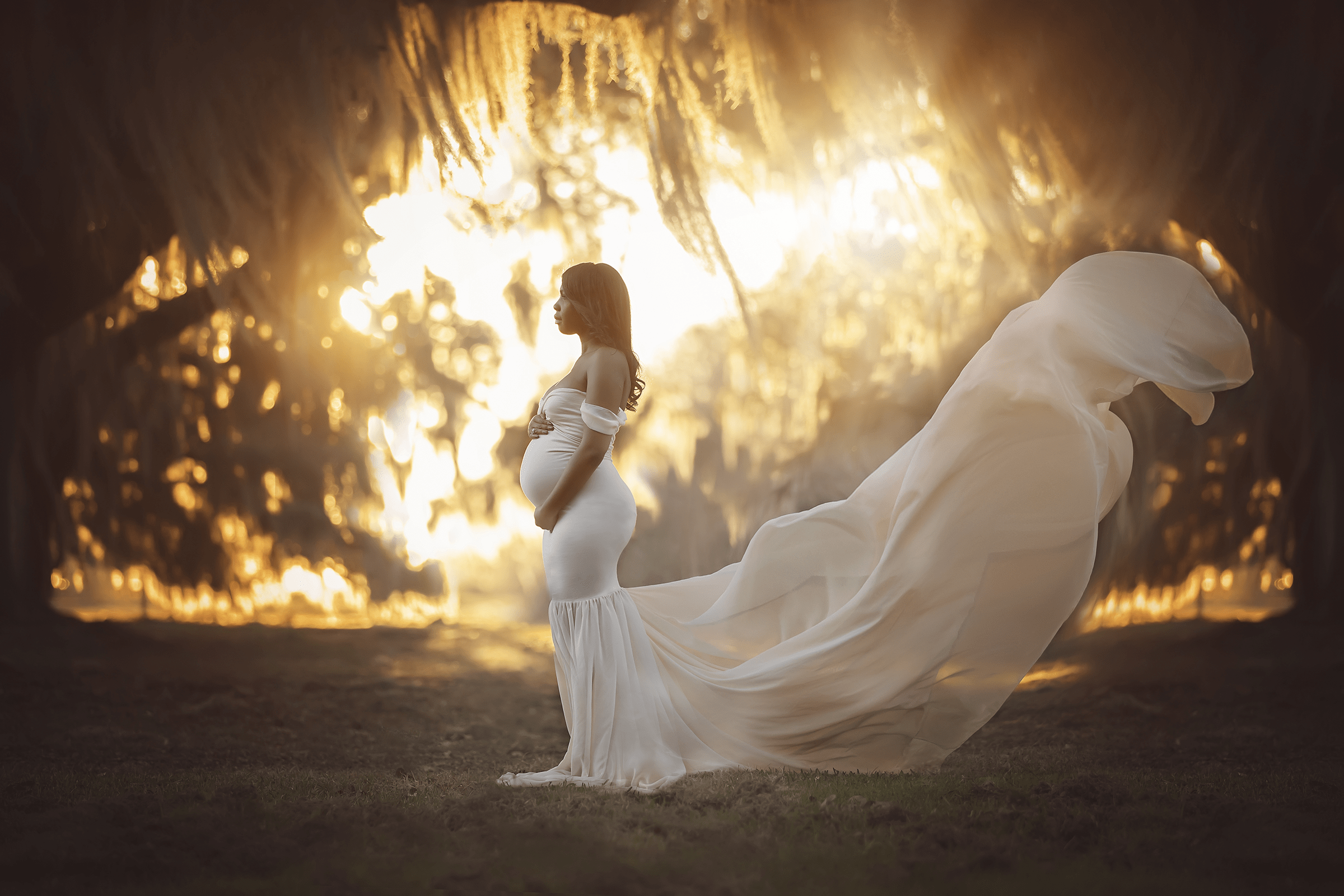 most amazing maternity session in new orleans LA by Annie Whitaker Photography