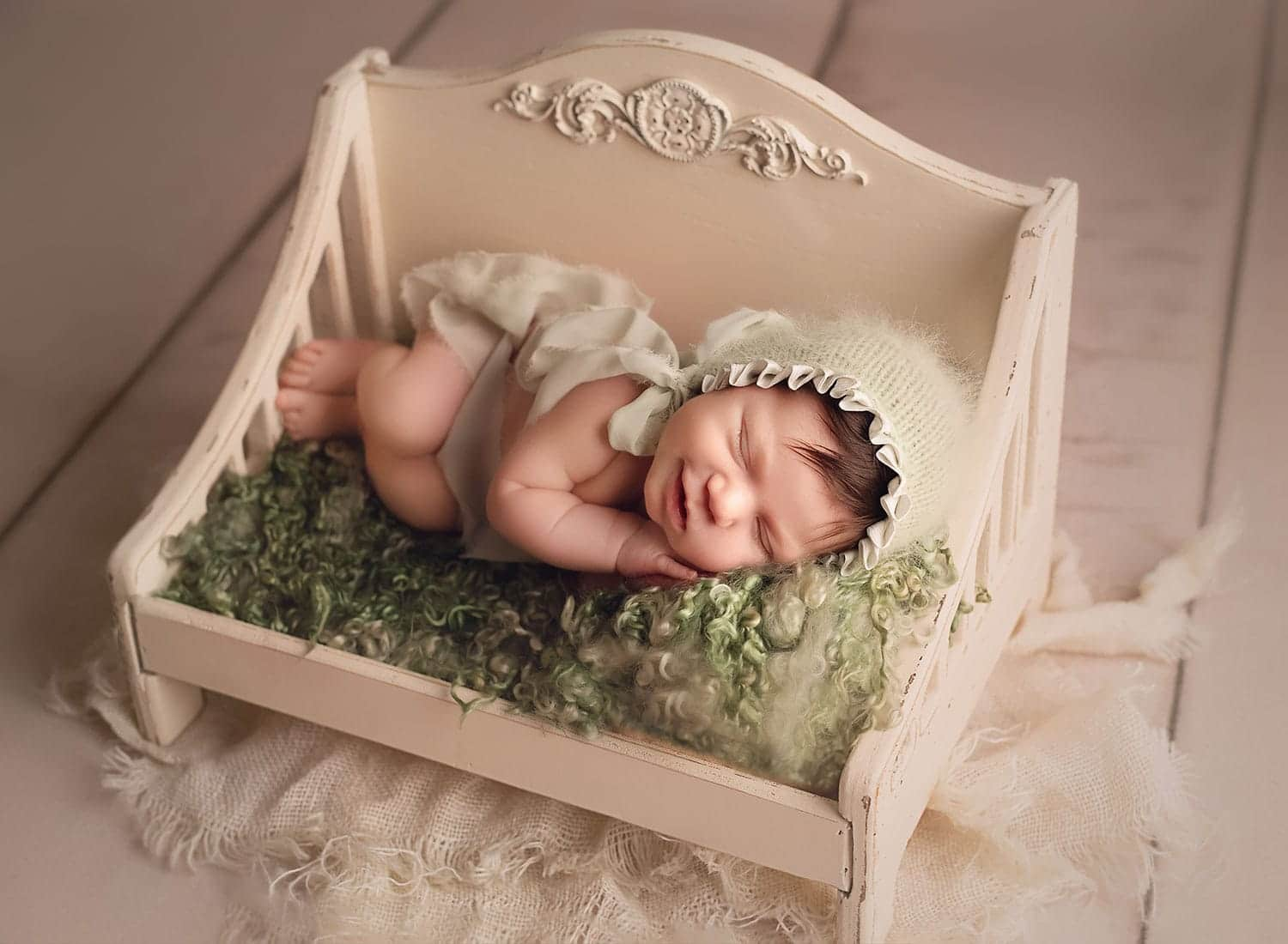 Baton Rouge newborn photographer {Aria day 9}