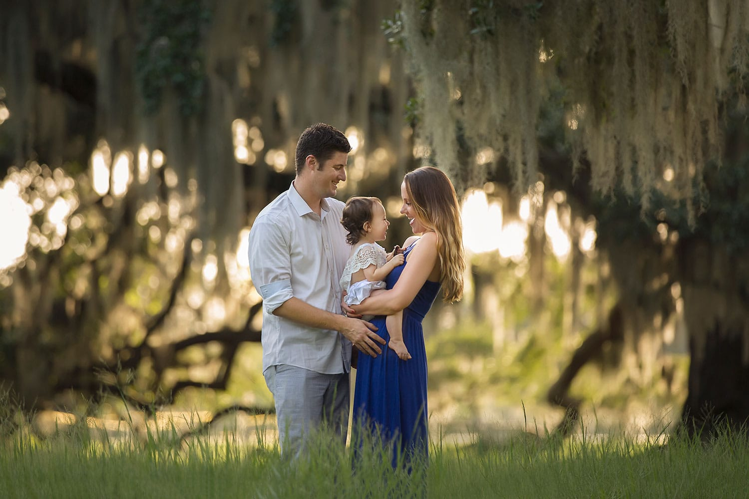 Cam 1 year {New Orleans Family Photographer}