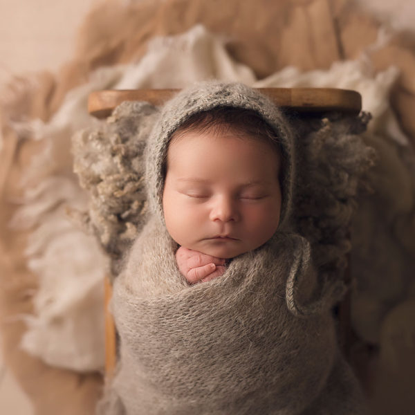 Bennett 2 weeks {Covington, LA newborn photographer}