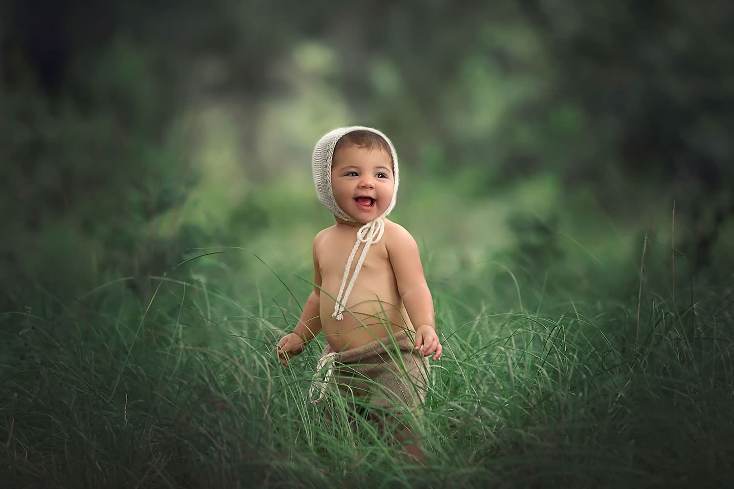 Fine Art Children's Portraiture by Annie Whitaker Photography