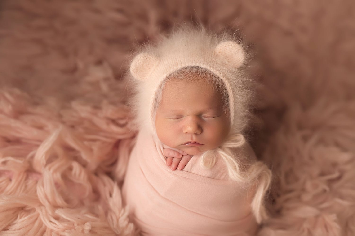 Lillian Day 7 {Metairie LA Newborn Photographer}