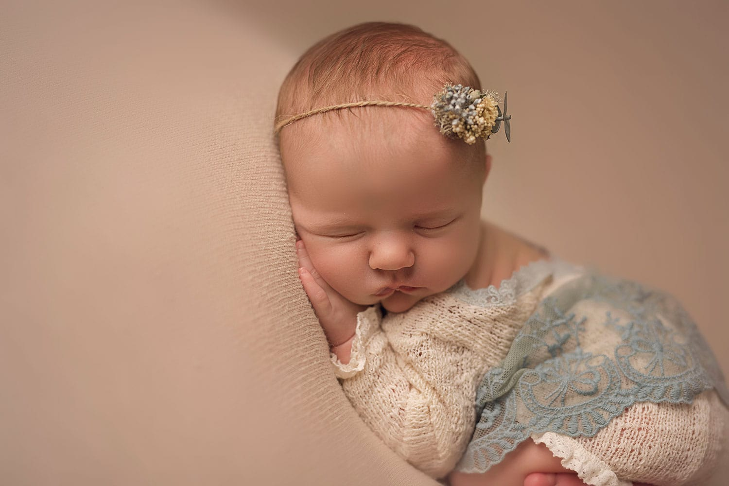 NOLA's best newborn photographer