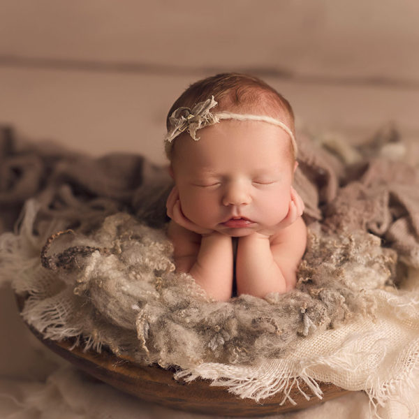 New Orleans newborn photographer {Sophie 2 weeks}
