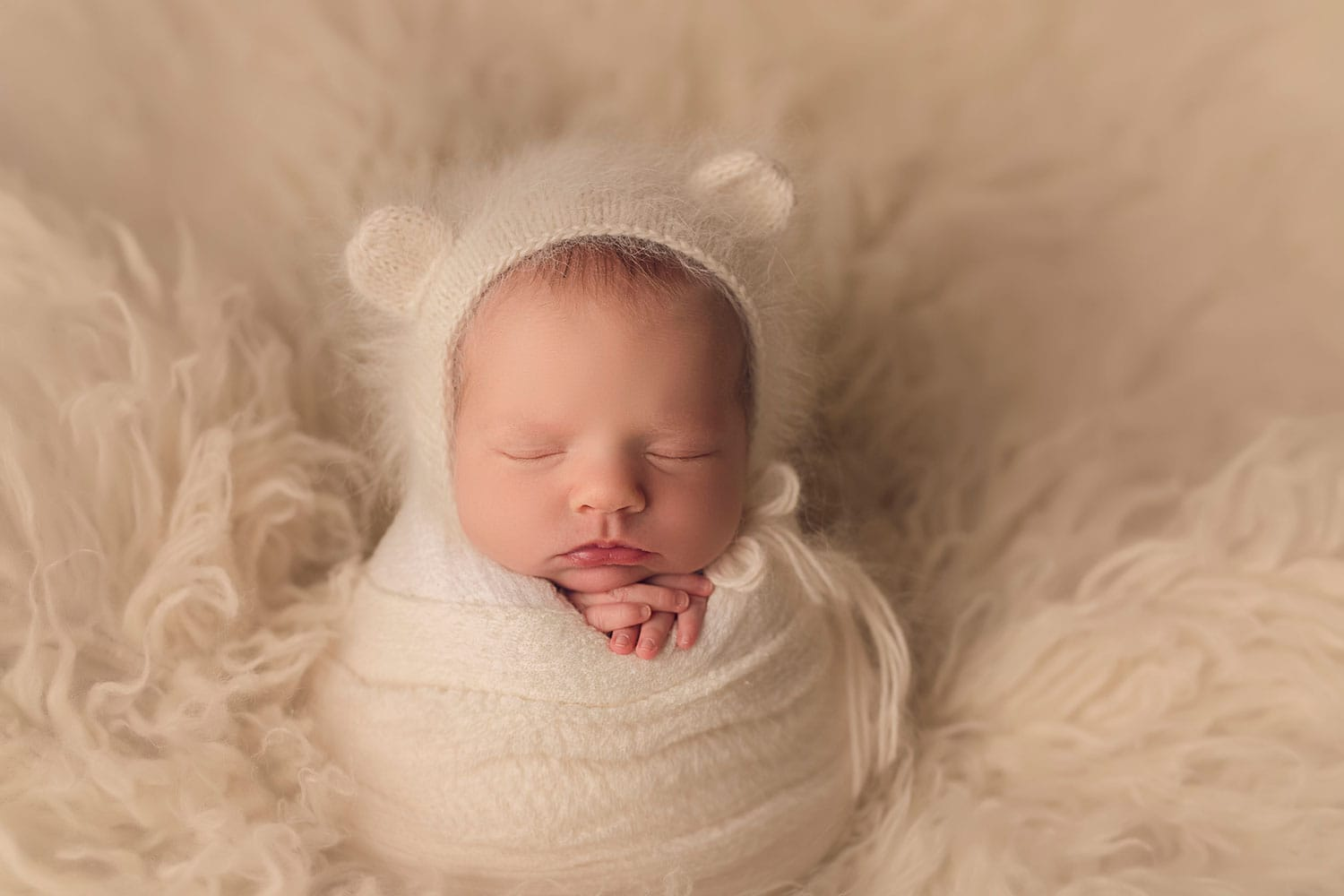 baby bear by Annie Whitaker Photography