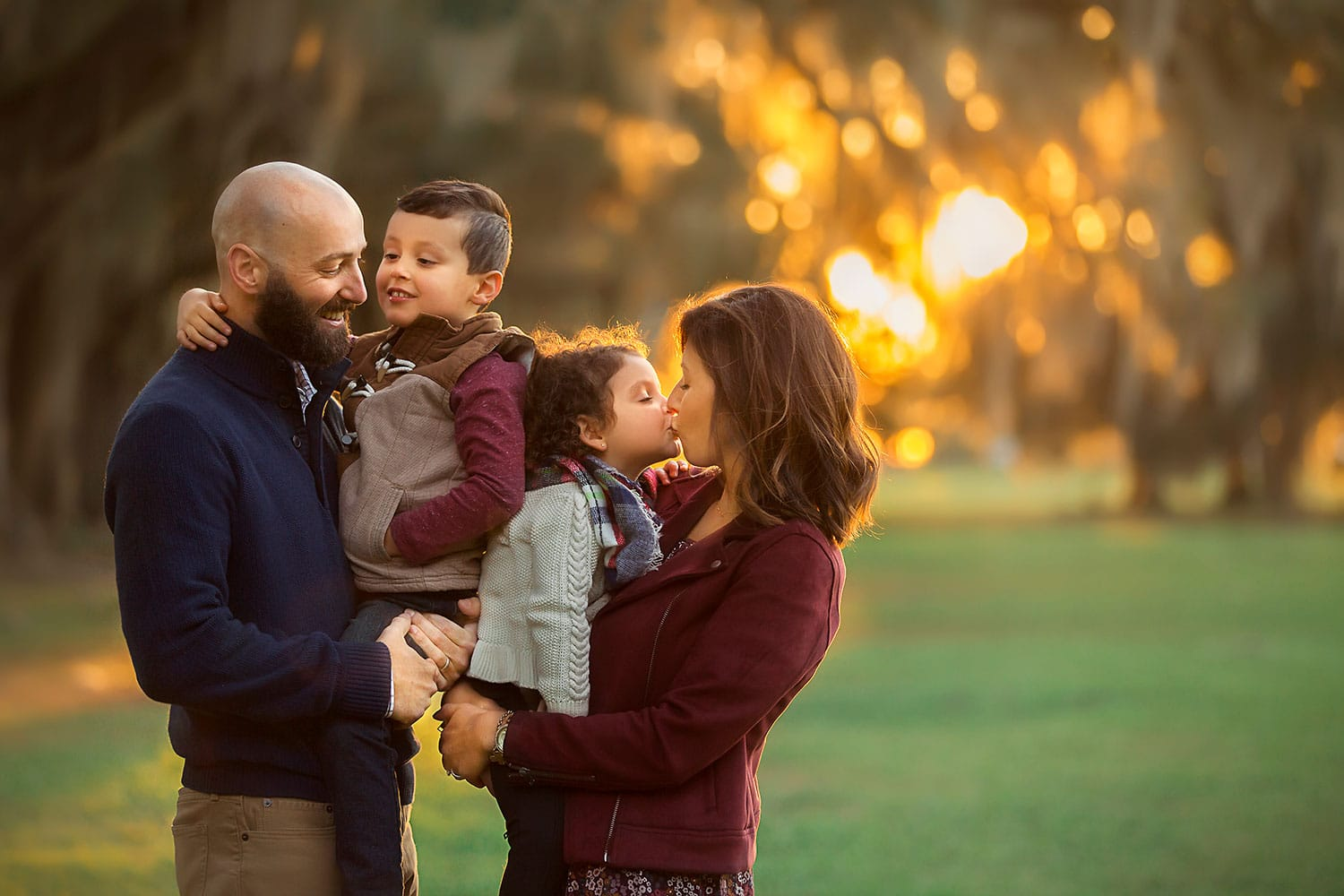 Family photographer in Mandeville LA