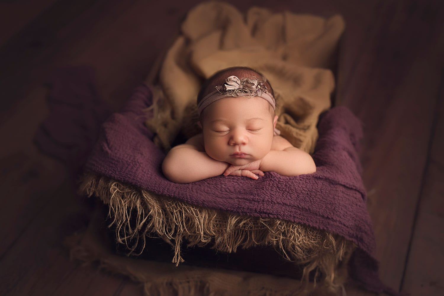 Newborn photography in Mandeville LA  by Annie Whitaker Photography