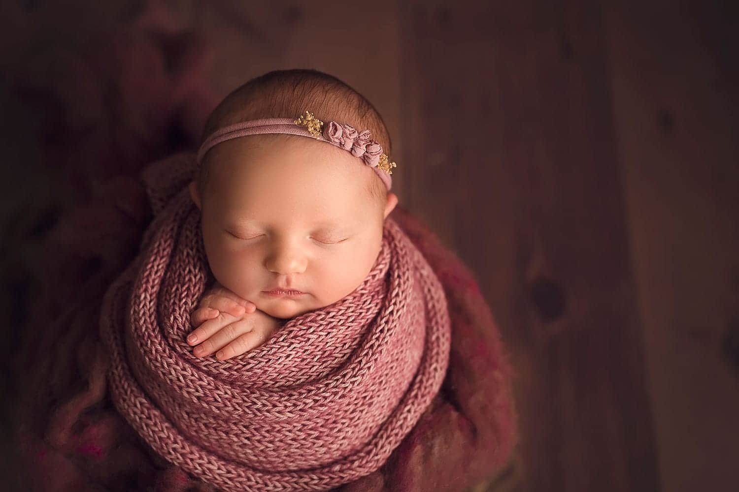 Slidell LA newborn photographer {Miri newborn}