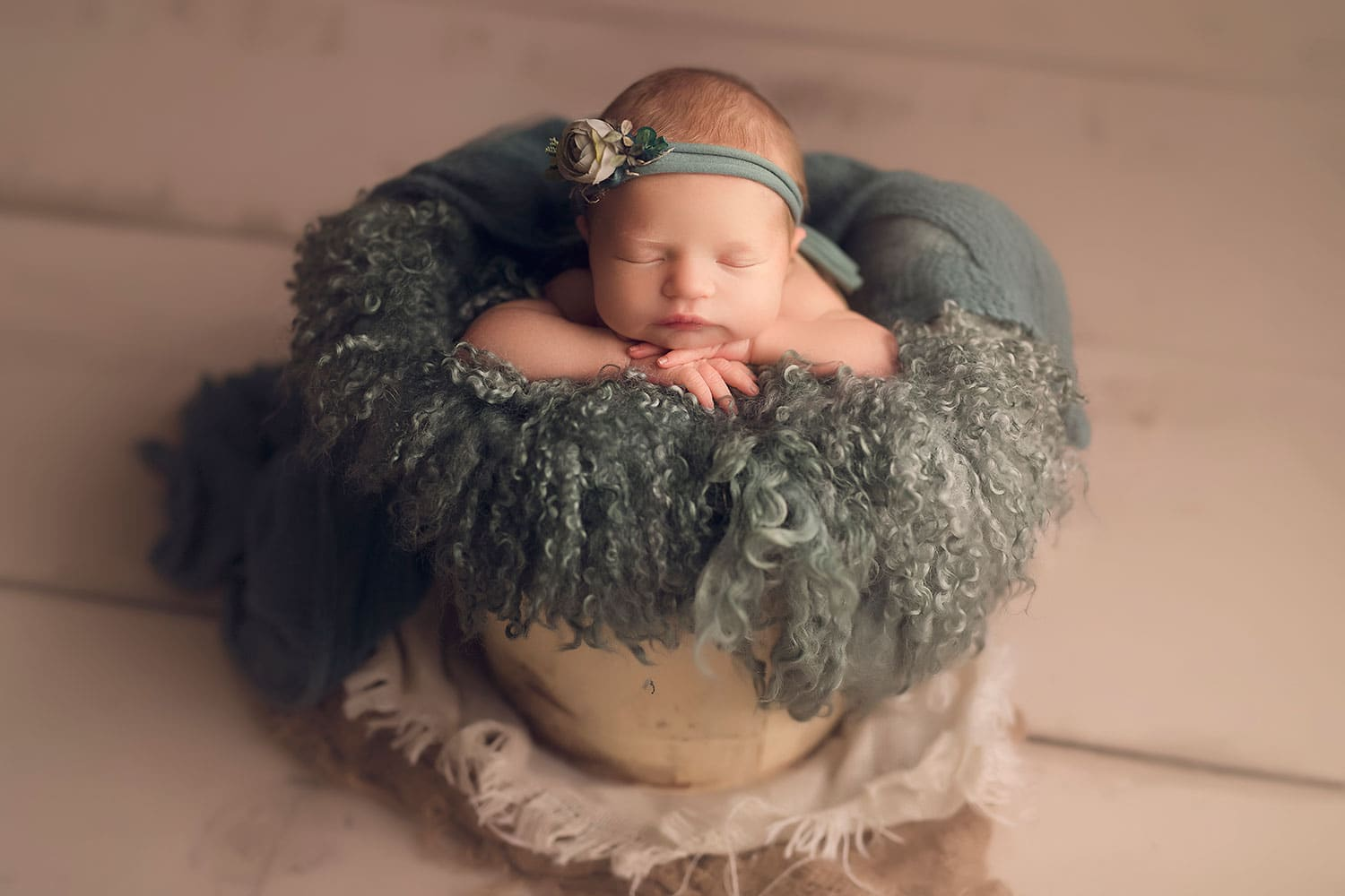 Covington LA Newborn Photographer {Lucy Day 5}