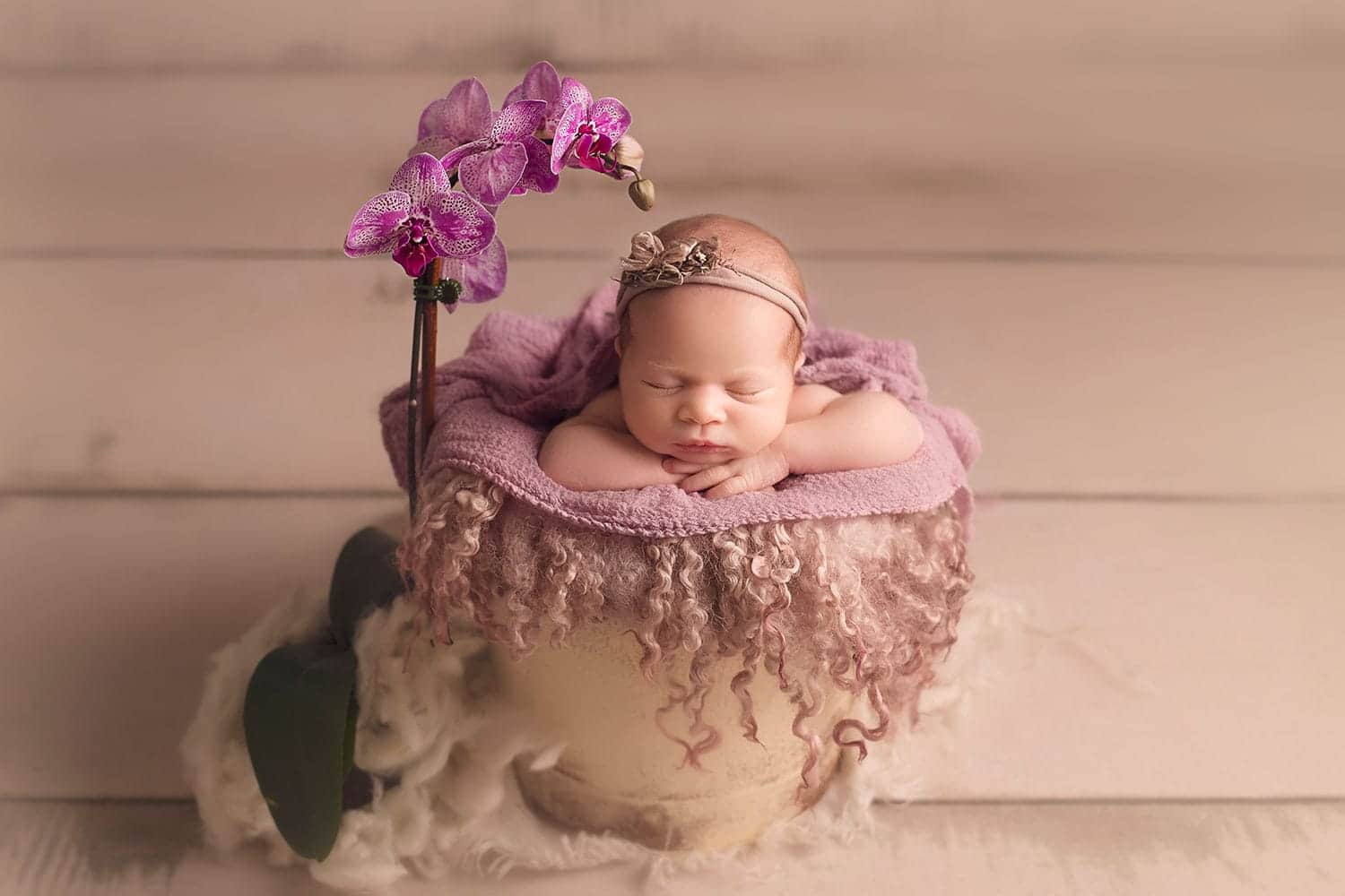 Fine Art Newborn Photography in Pontchatoula LA