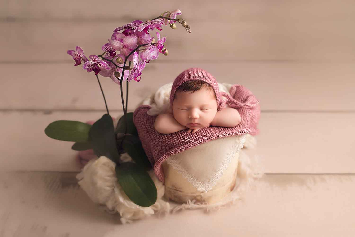 Biloxi Newborn Photographer {Ella Rose Day 15}
