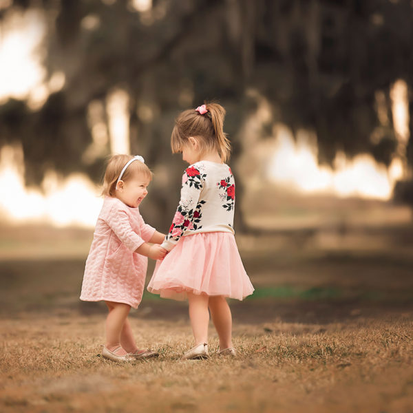 New Orleans Family Photographer {Fontainebleau State Park Family Session}