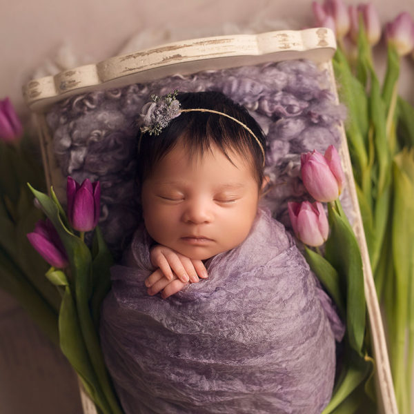 New Orleans Newborn Photographer- Leena Day 12