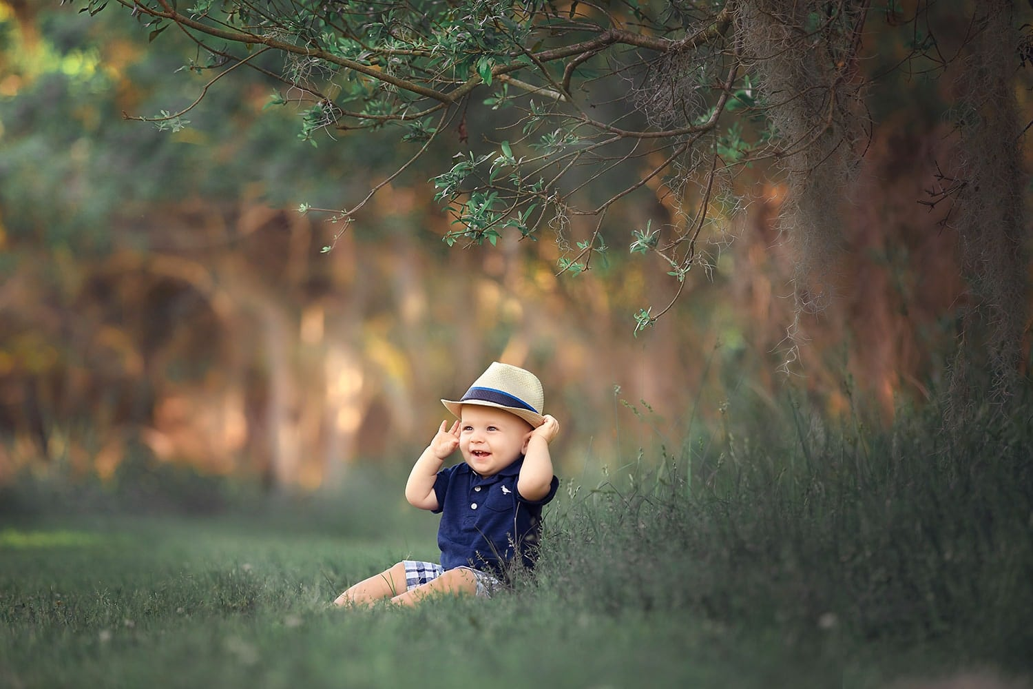 Fine art baby photography by Annie Whitaker PHotography