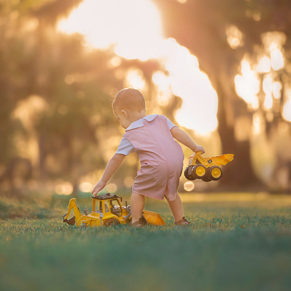 New Orleans Baby Photographer {Carson 2 years)