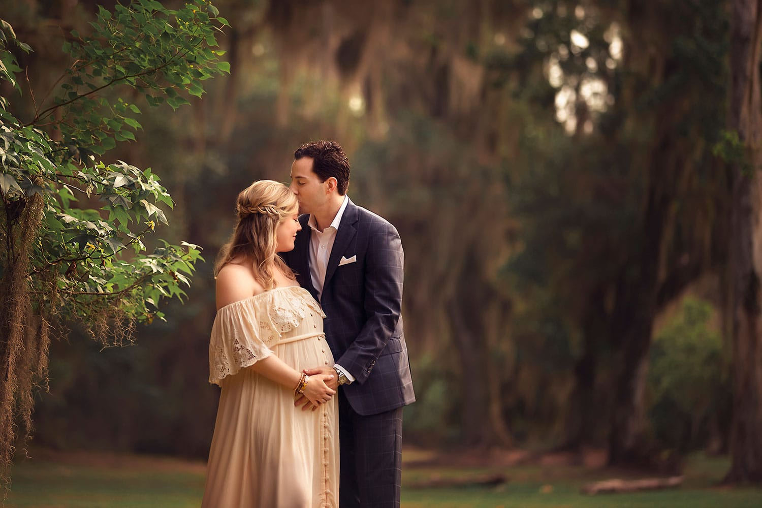 New Orleans Maternity Photographer {Leia}