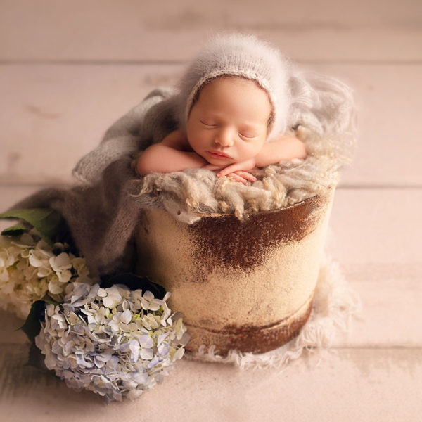 New Orleans Newborn Photographer {Emersyn Day 16}