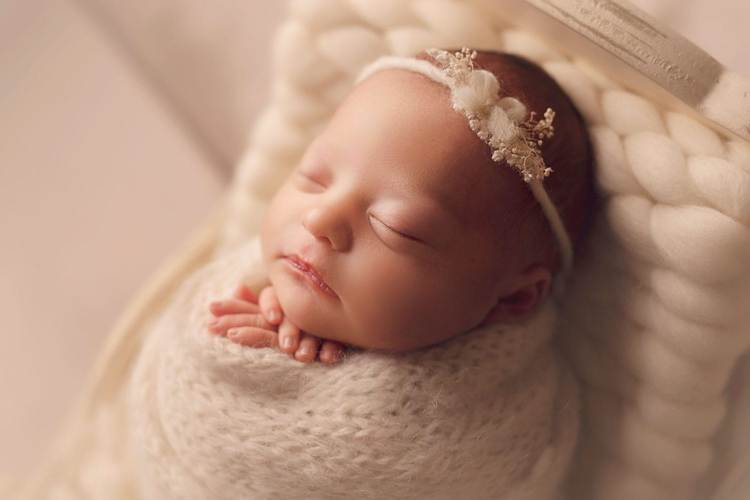 newborn baby profile