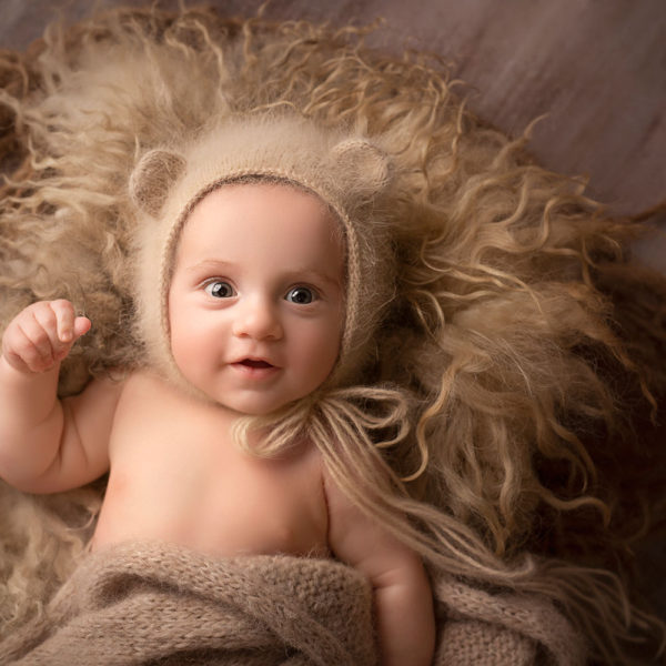 Ponchatoula Baby Photographer {James 4 months}
