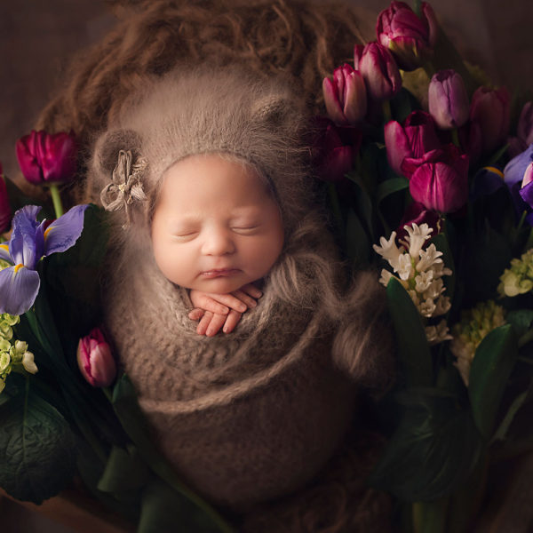 Madisonville Newborn Photographer {Addie Day 10}